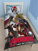 Age Of Ultron Panel Duvet Cover Set