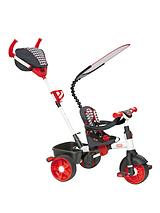 4-in-1 Sports Edition Trike - Red