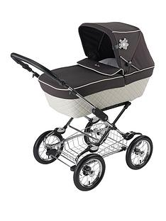 silver-cross-sleepover-elegance-pram-pushchair-with-chrome-chassis