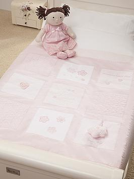 silver-cross-luxury-cot-quilt-vintage-pink
