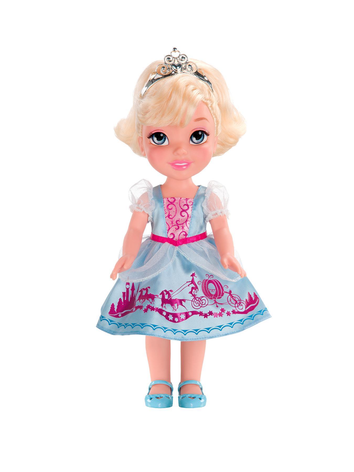 Disney Princess Cinderella My First Toddler Princess