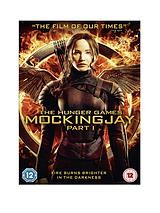 The Hunger Games:Mockingjay Part 1 - DVD