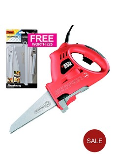 black-decker-ks890ecn-gb-400-watt-scorpion-saw-with-additional-free-3-blade-set