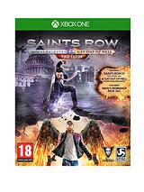 Saints Row IV - Re-Elected and Gat Out Of Hell