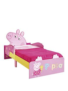 peppa-pig-snuggletime-toddler-bed
