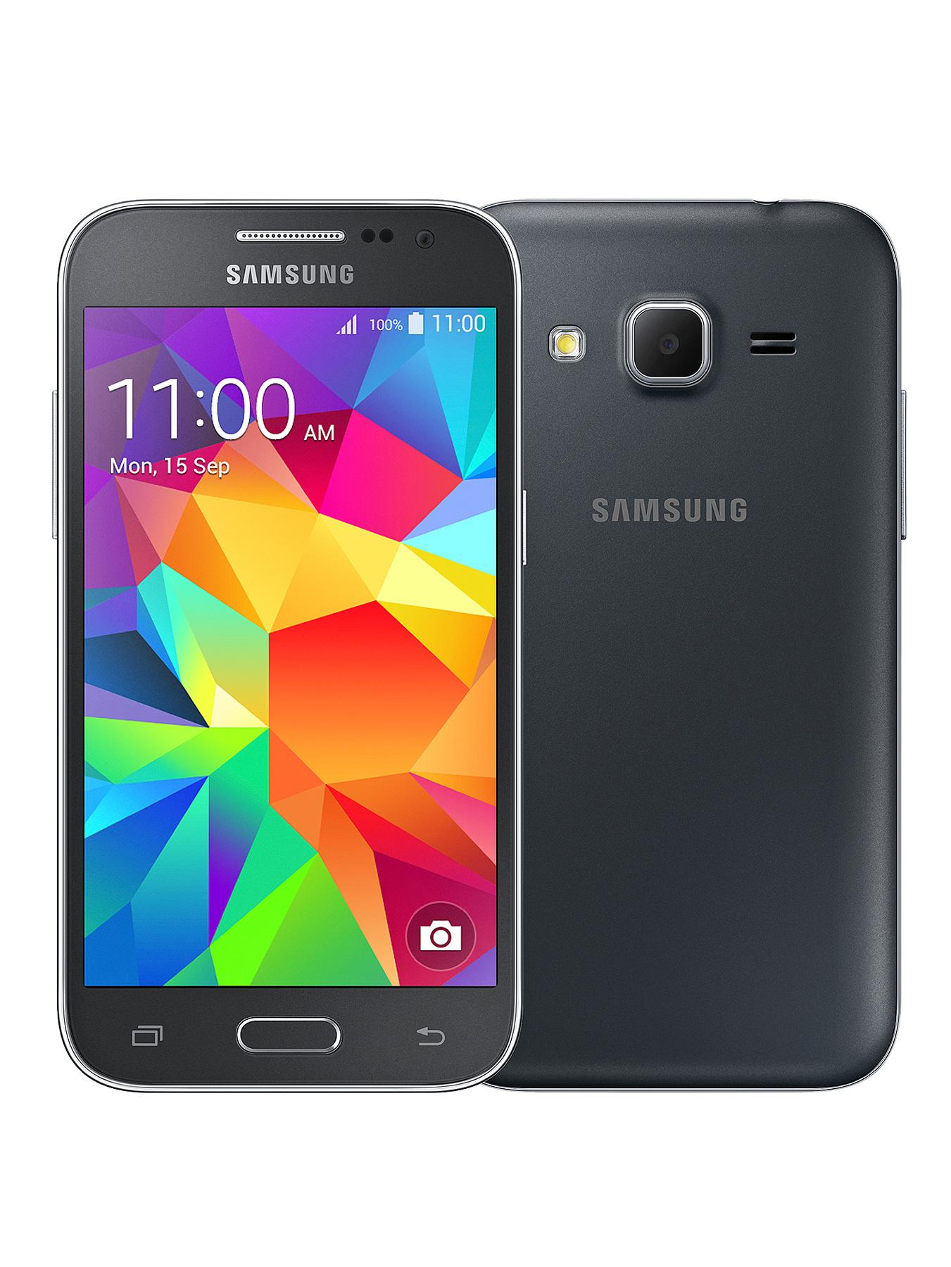 Samsung Core Prime Smartphone - Sim FREE Handset - Black