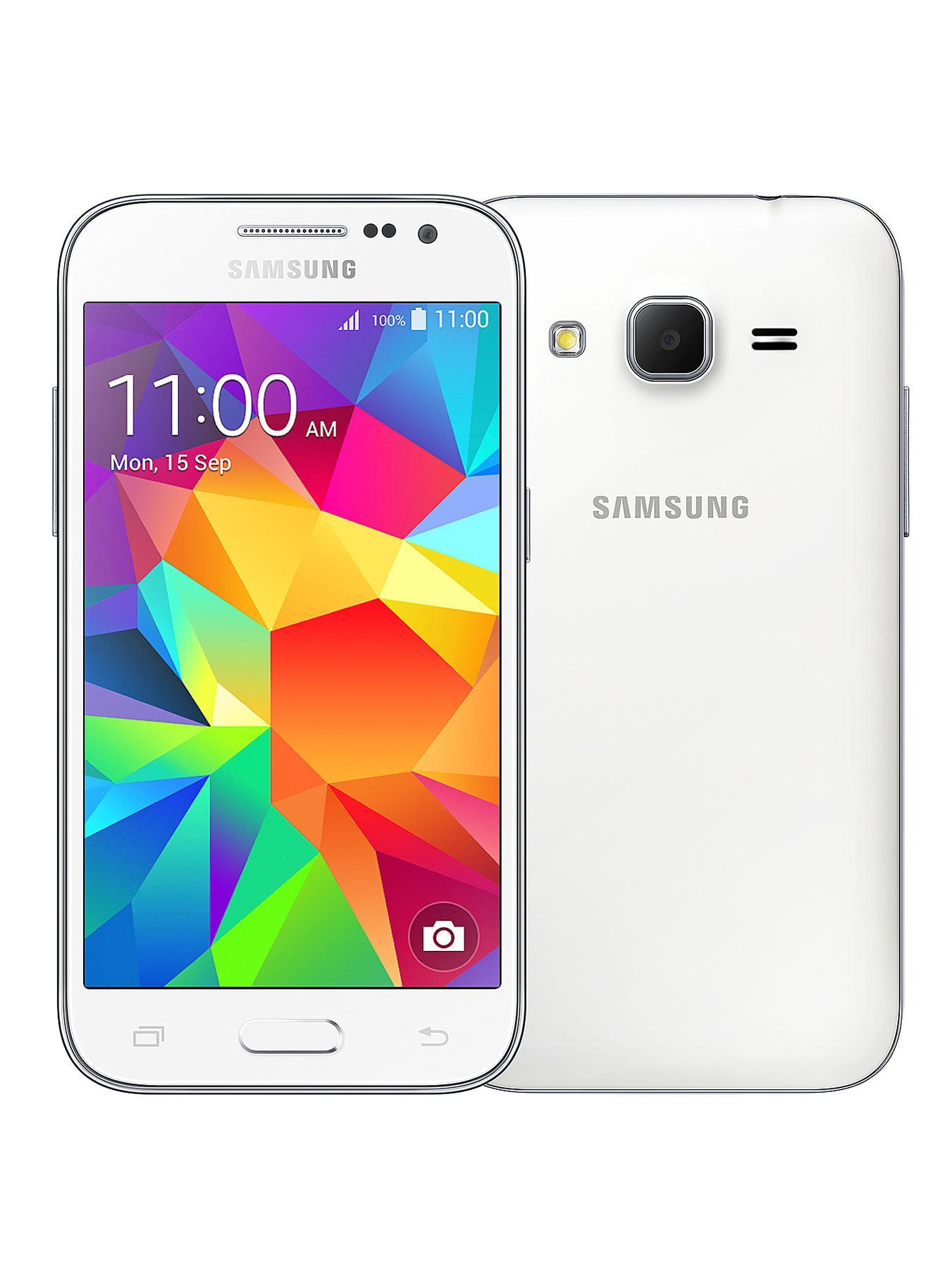 Samsung Core Prime Smartphone - Sim FREE Handset - White