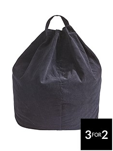 needlecord-bean-bag-6cu-ft-black