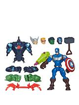 Hero Mashers Ultimate Avengers Set