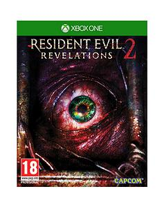 xbox-one-resident-evil-revelations-2