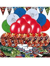 Avengers Assemble Ultimate Party Kit for 16