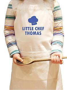 personalised-little-chef-childs-apron