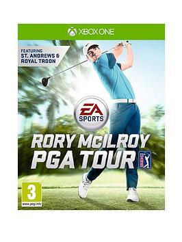 Xbox One EA Sports Rory McIlroy PGA Tour
