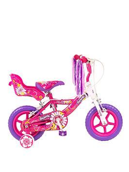 sonic-daisy-girls-hybrid-bike-8-inch-frame