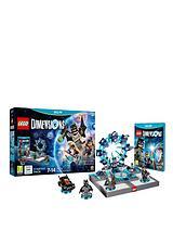 Lego Dimensions Starter Pack - WII U