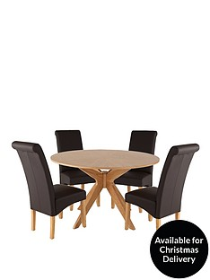 starburst-120-cm-round-dining-table-4-brook-faux-leather-chairs-buy-and-save