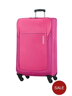 american-tourister-san-francisco-spinner-large-case-hot-pink