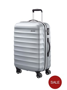 american-tourister-palm-valley-spinner-67-cm-medium-case-metallic-silver