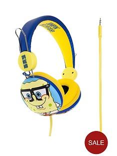 spongebob-squarepants-geek-bob-headphones-yellow
