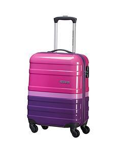 american-tourister-pasandena-colour-block-spinner-cabin-case-fuchsiaviolet