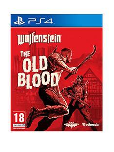 playstation-4-wolfenstein-the-old-blood