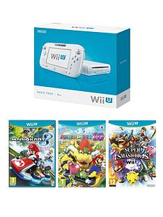 nintendo-wii-u-basic-console-with-super-smash-bros-mario-party-10-and-mario-kart-8