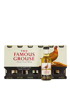famous-grouse-12x-5cl-bottles