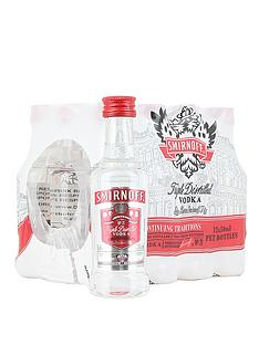 smirnoff-vodka-12x-5cl-bottles