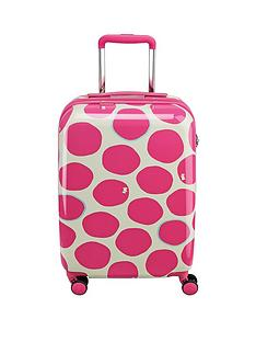 radley-pink-spot-on-cabin-case