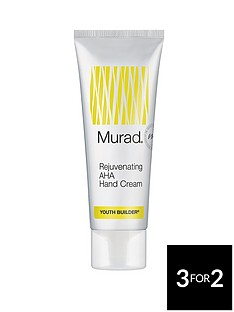 murad-rejuvenating-aha-hand-cream