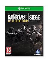 Rainbow Six Siege: Art of the Siege