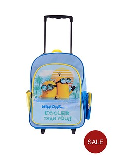 minions-minions-cooler-than-you-trolley-bag
