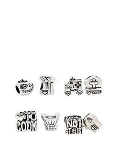 link-up-sterling-silver-set-of-two-occupation-charms-with-choice-of-options