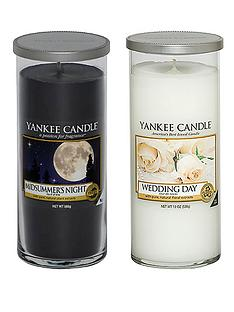 yankee-candle-his-hers-large-deacutecor-pillar-set-of-2-wedding-day-and-midsummers-night