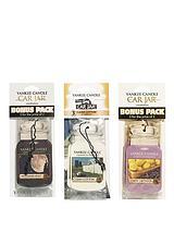 Car Jar Bonus 3 Pack Variety Set - 9 Piece Set