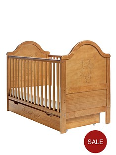 obaby-b-is-for-bear-cot-bed-and-under-drawer