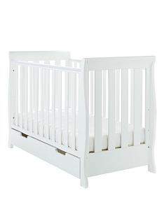obaby-lincoln-mini-cot-bed-with-free-sprung-mattress