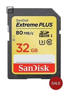 sandisk-extreme-plus-32gb-sd-memory-card