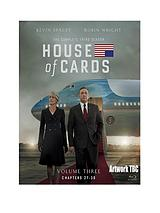 House of Cards: Season 3 (UV) Special Edition - Blu-ray