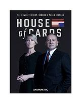 House of Card: Seasons 1-3 (UV) Special Edition - DVD