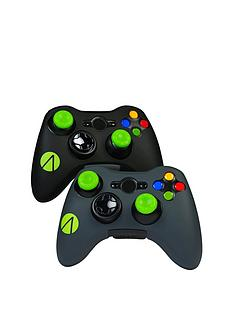 xbox-stealth-xb360-silicone-jackets-and-thumb-grips-twin-pack