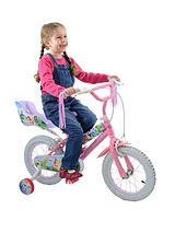 14 inch Bike with Tassels and Doll Carrier