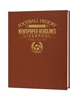 football-newspaper-a3-book