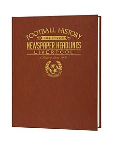 personalised-football-newspaper-a3-book-standard