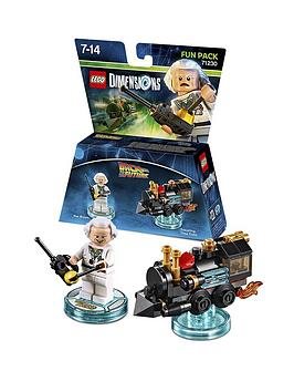 lego-dimensions-doc-brown-back-to-the-future-fun-pack-71230
