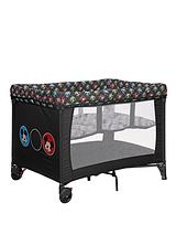 Bassinette Mickey Circles Travel Cot