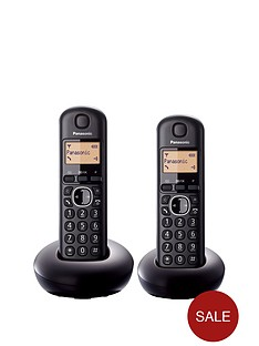 panasonic-kx-tgb212eb-digital-cordless-phone-two-pack