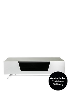 alphason-chromium-1200-mm-tv-stand-without-bracket-white-fits-up-to-50-inch-tv