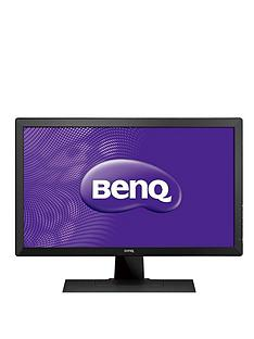 benq-rl2455hm-24-inch-full-hd-widescreen-tn-led-console-gaming-monitor-blackred