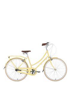 bobbin-birdie-700c-cornflower-yellow-52cm-bicycle-with-assembly